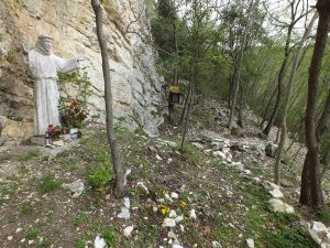 Grotte del beato Bernardo Quintavalle